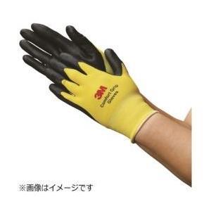 3Mジャパン 3M 一般作業用コンフォートグリップグローブ イエロー XLサイズ GLOVE-YEL...
