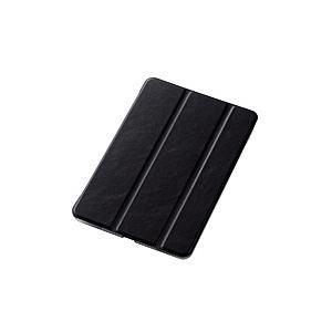 エレコム iPad mini 2019 フラップカバー 極み設計 ファブリックフラップ 2アングル スリープ対応 ブラック TB-A19SCWVKBK|y-sofmap