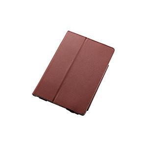 エレコム iPad mini 2019 ソフトレザーカバー 2アングル ブラウン TB-A19SPLFBR|y-sofmap