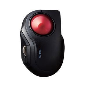 エレコム ELECOM トラックボールマウス/小型/人差し指/5ボタン/静音/Bluetooth M...