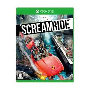 Microsoft ScreamRide (スクリームライド) 【Xbox Oneゲームソフト】|y-sofmap