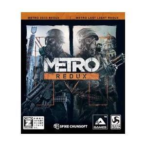 スパイク・チュンソフト METRO REDUX (メトロ リダックス) 【Xbox Oneゲームソフト】|y-sofmap