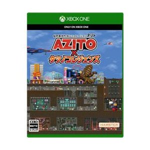 ハムスター AZITO×タツノコレジェンズ 【Xbox Oneゲームソフト】|y-sofmap