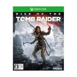 マイクロソフト(Microsoft) Rise of the Tomb Raider (ライズ オブ トゥームレイダー) 【Xbox Oneゲームソフト】|y-sofmap