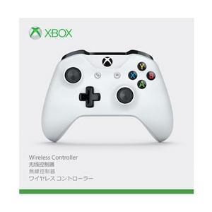 Microsoft(マイクロソフト) Xbox One ワイヤレスコントローラー (ホワイト) 【XboxOne】 [TF5-00006]|y-sofmap