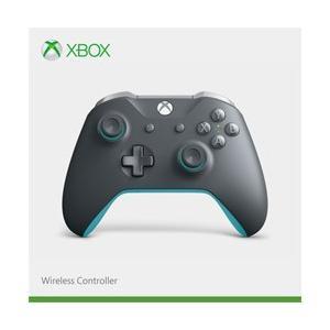 マイクロソフト(Microsoft) Xbox ワイヤレス コントローラー グレー/ブルー [WL300109]|y-sofmap