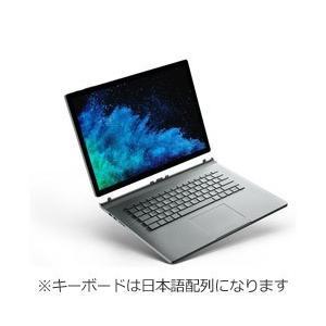 マイクロソフト(Microsoft) Surface Book 2 [Core i7・15.0インチ・SSD 1TB・メモリ 16GB] FVH-00031 シルバー (FVH00031)|y-sofmap