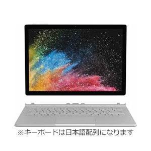 マイクロソフト(Microsoft) Surface Book 2 [Core i7・13.5インチ・SSD 1TB・メモリ 16GB] HNN-00035 シルバー (HNN00035)|y-sofmap