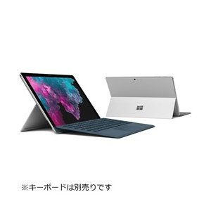 〔Surface Pro 6:タブレットPC〕 軽さの中に、無限の可能性を。