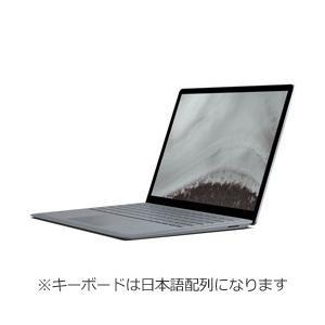 マイクロソフト Surface Laptop 2 [Core i7・13.5インチ・SSD 1TB・メモリ 16GB] LQU-00025 プラチナ (LQU00025) y-sofmap