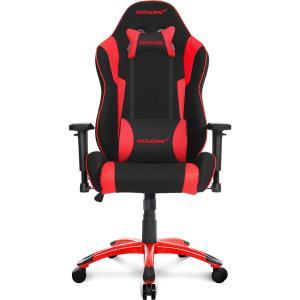 AKRacing(エーケーレーシング) AKRacing Wolf Gaming Chair (Red) WOLF-RED ゲーミング・オフィスチェア(レッド) [AKR-WOLF-RED]【ゲーミングチェアー】