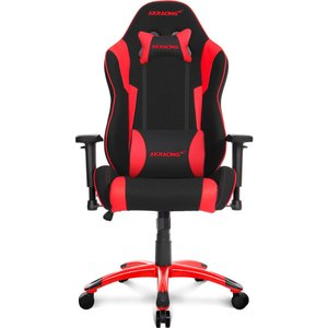 AKRacing Wolf Gaming Chair (Red) WOLF-RED ゲーミング・オフィスチェア(レッド) [AKR-WOLF-RED]|y-sofmap|02