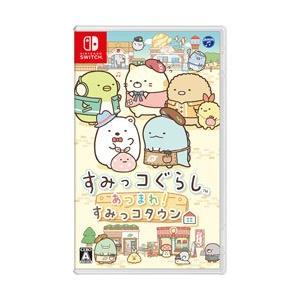 日本コロムビア すみっコぐらし あつまれ!すみっコタウン 【Switchゲームソフト】