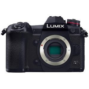パナソニック(Panasonic) LUMIX G9 PRO ボディ(レンズ別売) DC-G9-K ...