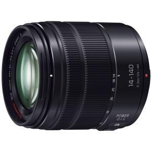 パナソニック(Panasonic) カメラレンズ LUMIX G VARIO 14-140mm / F3.5-5.6 II ASPH. / POWER O.I.S. [マイクロフォーサーズ] y-sofmap