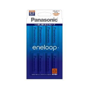 パナソニック(Panasonic) 【単3形ニッケル水素充電池】 8本「eneloop」(スタンダー...