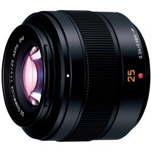 パナソニック(Panasonic) カメラレンズ LEICA DG SUMMILUX 25mm/F1.4 II ASPH. [マイクロフォーサーズ /単焦点レンズ] y-sofmap