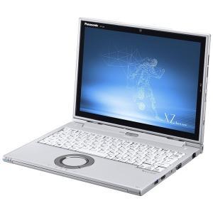 パナソニック Let's note レッツノート XZ 12.0型ノートパソコン シルバー CF-XZ6KDCQR y-sofmap