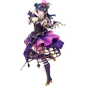 """『ラブライブ!スクールアイドルフェスティバル』より、""""津島 善子""""が登場です!ゲームのカード『ハロウ..."""
