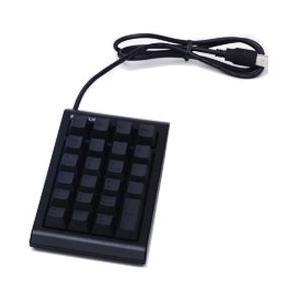 REALFORCEキーボードの打ち心地をテンキーで再現!