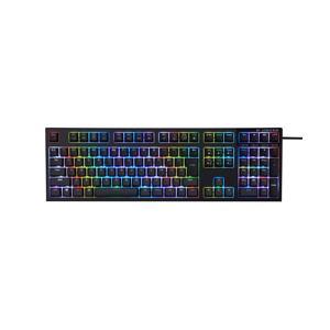 東プレ R2A-JP4G-BK(ブラック) REALFORCE RGB ゲーミング フルキーボード ...