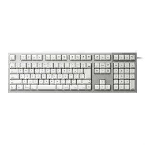 REALFORCE初のMac向けキーボード【Mac標準の日本語配列(JIS)を採用】