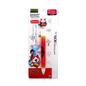 プレックス 3DS LL用 妖怪ウォッチマスコットタッチペン ジバニャン [YW-11A]