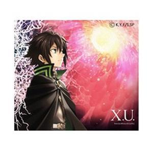 SMD SawanoHiroyuki[nZk] / 終わりのセラフ 主題歌 「X.U.| scaPEGoat」 期間生産限定盤 DVD付 CD [振込不可]|y-sofmap