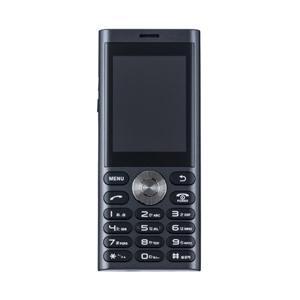 UNMODE(アンモード) un.mode phone01「UM-01MB」マットブラック 2.4型...