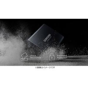 SAMSUNG(サムスン) MU-PA1T0B/IT ポータブルSSD T5シリーズ [外付けSSD/USB3.1対応/1.0TB] y-sofmap 04