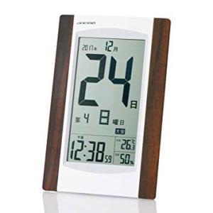 アデッソ ADESSO 大きい日付表示のデジタル日めくり電波時計 KW9256|y-sofmap|03