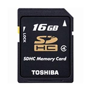 東芝 SD-L016G4 SDHCカード(16GB/Class4)