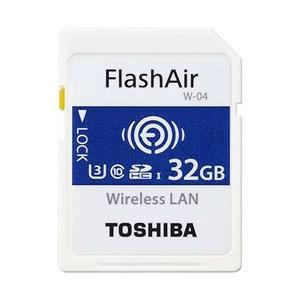 無線LAN搭載SDカード Flash Air(フラッシュエアー)新モデル
