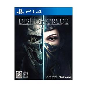 ベセスダ・ソフトワークス Dishonored2 (ディスオナード2) 【PS4ゲームソフト】 y-sofmap