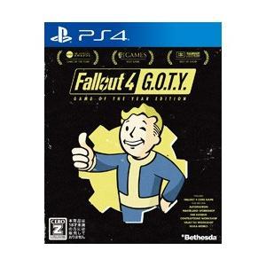 ベセスダ・ソフトワークス Fallout 4 (フォールアウト4) : Game of the Year Edition 【PS4ゲームソフト】 y-sofmap