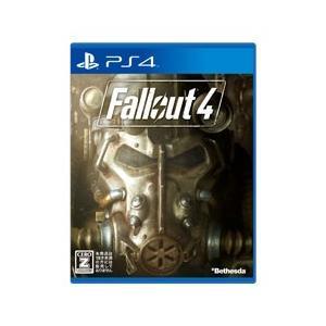ベセスダ・ソフトワークス Fallout 4 【PS4ゲームソフト】 y-sofmap