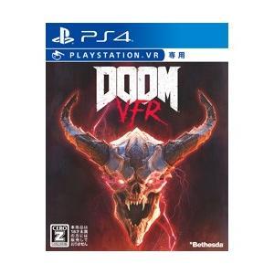 ベセスダ・ソフトワークス DOOM (ドゥーム) VFR 【PS4ゲームソフト(VR専用)】|y-sofmap