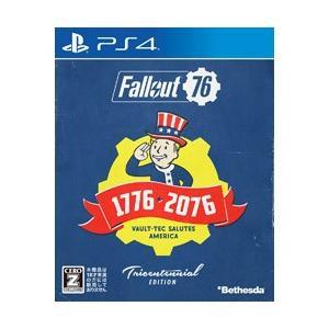 ベセスダ・ソフトワークス Fallout 76 Tricentennial Edition 【PS4ゲームソフト】 ※オンライン専用 [振込不可] y-sofmap