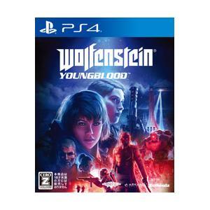 ベセスダソフトワークス ウルフェンシュタイン: ヤングブラッド 【PS4ゲームソフト】|y-sofmap