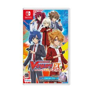 フリュー カードファイト!! ヴァンガード エクス 【Switchゲームソフト】