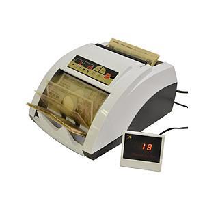 サンコー 電動オート紙幣カウンター紫外線偽札検知機能付