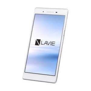 NEC LAVIE Tab E TE507/JAW PC-TE507JAW 7型タブレットPC メモリ2GB ストレージ16GB (PCTE507JAW)|y-sofmap