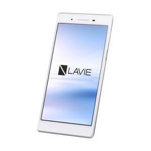 NEC(エヌイーシー) PC-TE507JAW Androidタブレット ホワイト [7型・メモリ2GB・ストレージ16GB]|y-sofmap