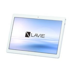 NEC LAVIE Tab E TE410/JAW PC-TE410JAW ホワイト 10.1型タブレットPC メモリ2GB ストレージ16GB (PCTE410JAW)|y-sofmap
