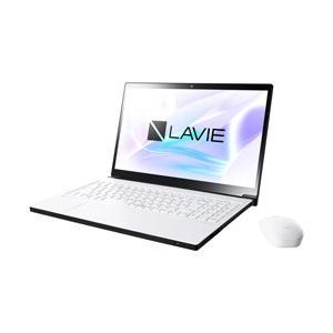 NEC LAVIE Note NEXT 15.6型ノートパソコン Core i7 メモリ8GB HDD1TB Office付き Windows10 プラチナホワイト PC-NX750NAW (PCNX750NAW) y-sofmap