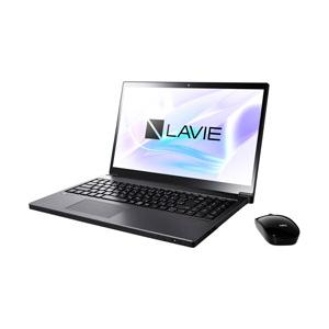 NEC LAVIE Note NEXT 15.6型ノートパソコン Core i7 メモリ8GB HDD1TB Windows10 グレイスブラックシルバー PC-NX750NAB (PCNX750NAB) y-sofmap
