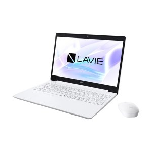 NEC LAVIE Note Standard NS300/NA PC-NS300NAW カームホワイト 15.6型ノートパソコン Core i3 メモリ4GB HDD1TB Windows10 (PCNS300NAW)|y-sofmap