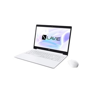 NEC LAVIE Note Standard NS300/NA PC-NS300NAW-2 カームホワイト 15.6型ノートパソコン Core i3 メモリ8GB SSD256GB Office付き Windows10|y-sofmap