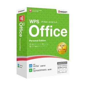 キングソフト 〔Win版〕 WPS Office Personal Edition [Windows用]|y-sofmap