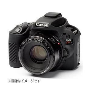 ジャパンホビーツール イージーカバー Canon EOS Kiss X9 用(ブラック) 液晶保護シ...